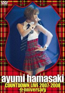 ayumi hamasaki COUNTDOWN LIVE 2007-2008 Anniversary [ 浜崎あゆみ ]