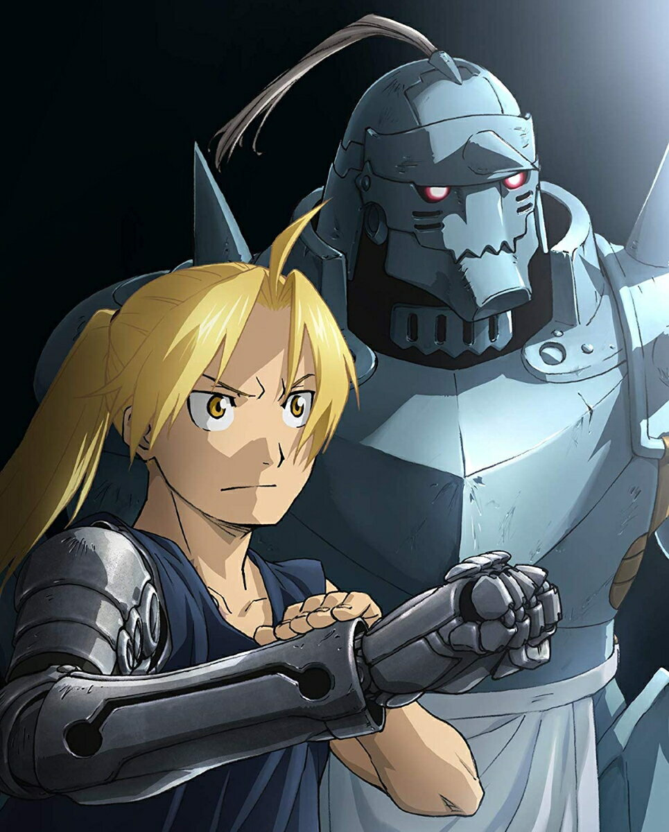 キッズアニメ, その他  FULLMETAL ALCHEMIST Blu-ray Disc Box()Blu-ray