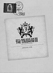2015 JANG KEUN SUK THE CRISHOW3〜MONOCHROME〜ARENAver. 【初回生産限定】