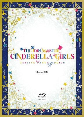 【楽天ブックスならいつでも送料無料】THE IDOLM@STER CINDERELLA GIRLS 2ndLIVE PARTY M@GIC!!...