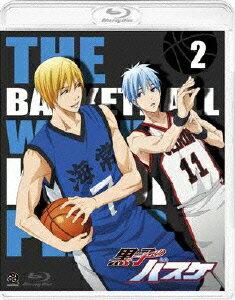 【送料無料】黒子のバスケ 2【Blu-ray】 [ 小野賢章 ]