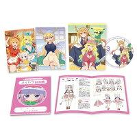 小林さんちのメイドラゴン3【Blu-ray】
