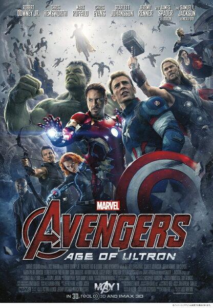 アベンジャーズ/エイジ・オブ・ウルトロンMCUARTCOLLECTION(数量 ) Blu-ray  ロバート・ダウニーJr.