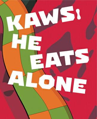 洋書, ART & ENTERTAINMENT KAWS:HE EATS ALONE(H) .