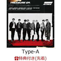 【先着特典】TREASURE EP. Map To Answer (初回限定盤 CD+DVD)【Type-A】(アナザージャケット付き)