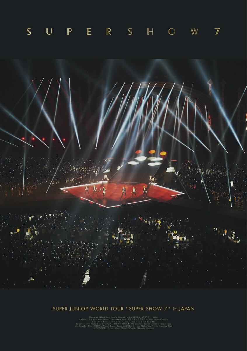 邦楽, ロック・ポップス SUPER JUNIOR WORLD TOUR SUPER SHOW7 IN JAPAN() SUPER JUNIOR