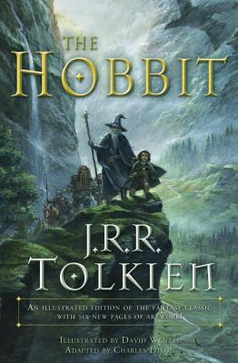 The Hobbit (Graphic Novel): An Illustrated Edition of the Fantasy Classic画像