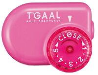 クツワ STAD 鉛筆削り トガール RS017PK ピンク