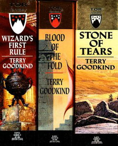 The Sword of Truth, Boxed Set I, Books 1-3: Wizard's First Rule, Stone of Tears, Blood of the Fold BOXED-SWORD OF TRUTH BOXED 3V (Sword of Truth) [ Terry Goodkind ]