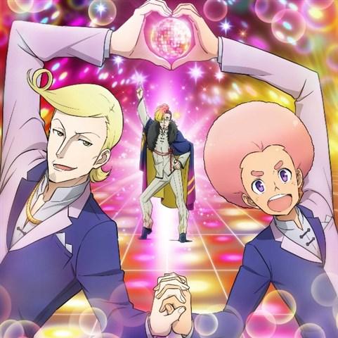 TVアニメ「RobiHachi」エンディングテーマ『Dancing to Night 〜君への最短ワープ航路〜』画像