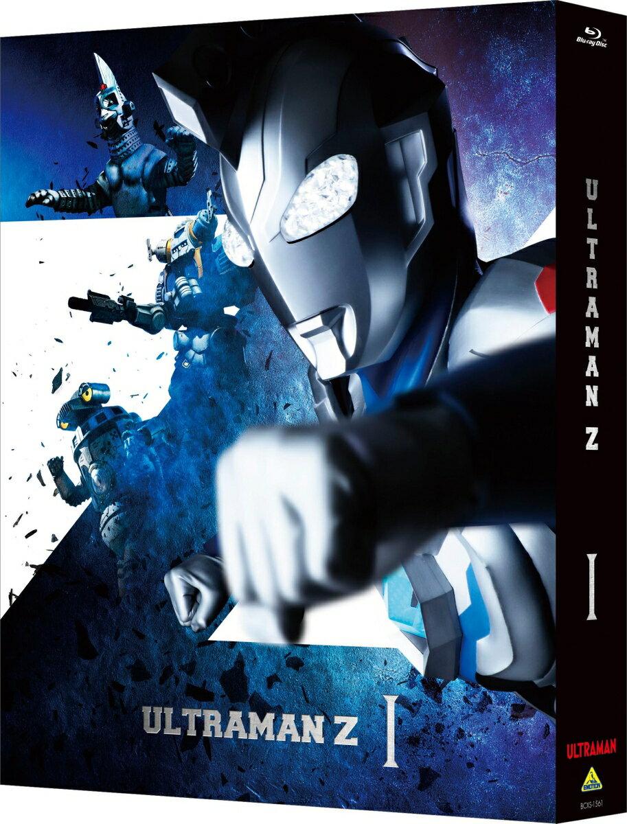 ウルトラマンZ Blu-ray BOX I【Blu-ray】