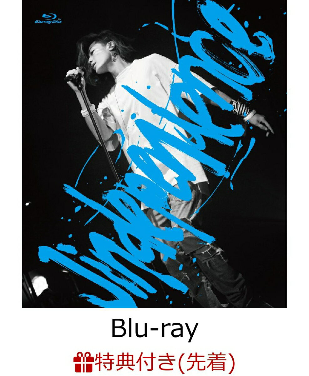 """【先着特典】JIN AKANISHI """"JINDEPENDENCE"""" TOUR 2018(オリジナルポスター付き)【Blu-ray】"""