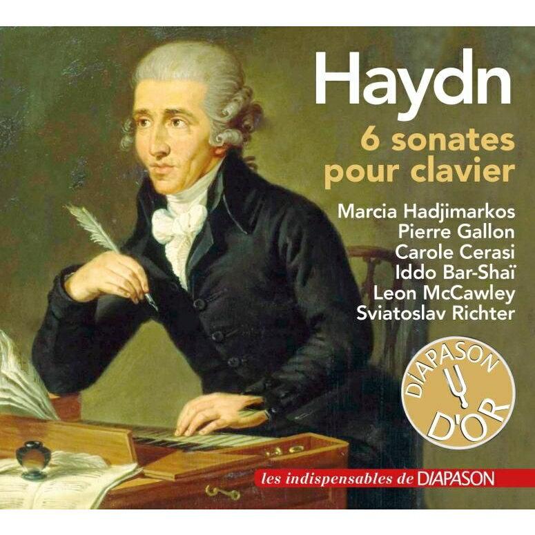 【輸入盤】Piano Sonatas: Hadjimarkos(Clavichord) Gallon(Cemb) Cerasi Bar-shai Mccawley Sviatoslav Richter(P)画像