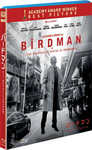 バードマン あるいは(無知がもたらす予期せぬ奇跡)【Blu-ray】 [ マイケル・キートン …