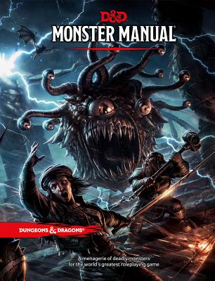 Dungeons & Dragons Monster Manual (Core Rulebook, D&d Roleplaying Game)画像