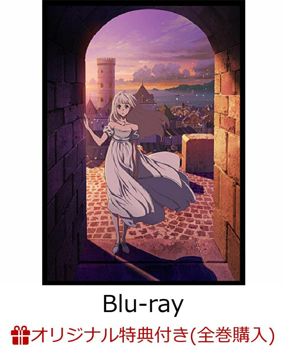 【楽天ブックス限定全巻購入特典】海賊王女 Blu-ray BOX 下巻【Blu-ray】(オリジナルB2布ポスター+缶バッジ(ブルール))