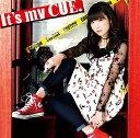 It's my CUE. [ 田所あずさ ]