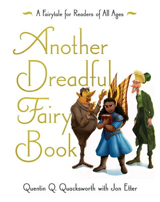Another Dreadful Fairy Book画像