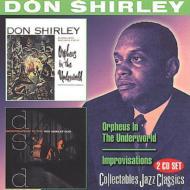 【輸入盤】Orpheus In The Underground [ Don Shirley ]