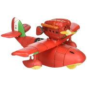 スタジオジブリ作品 プルバックコレクション 紅の豚 サボイアS.21 試作戦闘飛行艇