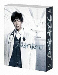 【送料無料】ラストホープ Blu-ray BOX【Blu-ray】 [ 相葉雅紀 ]
