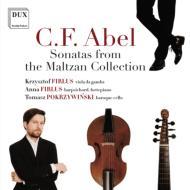 【輸入盤】Gamba Sonatas-from The Maltzan Collection: K.firlus(Gamb) A.firlus(Cemb) Pokrzywinski(Vc)画像