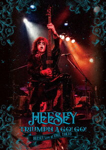 TRIUMPH A GO! GO! HEESEY Live at UNIT, TOKYO画像