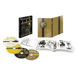 TVアニメ ジョジョの奇妙な冒険 第3部 スターダストクルセイダース エジプト編 Blu-ray BOX(初回仕様版)