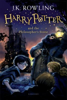 洋書, FICTION & LITERTURE HARRY POTTER 1:PHILOSOPHERS STONE:NEW(B J.K. ROWLING