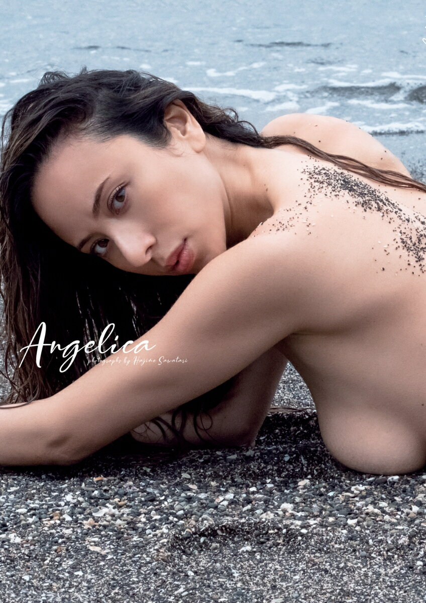 道端アンジェリカ写真集『Angelica』