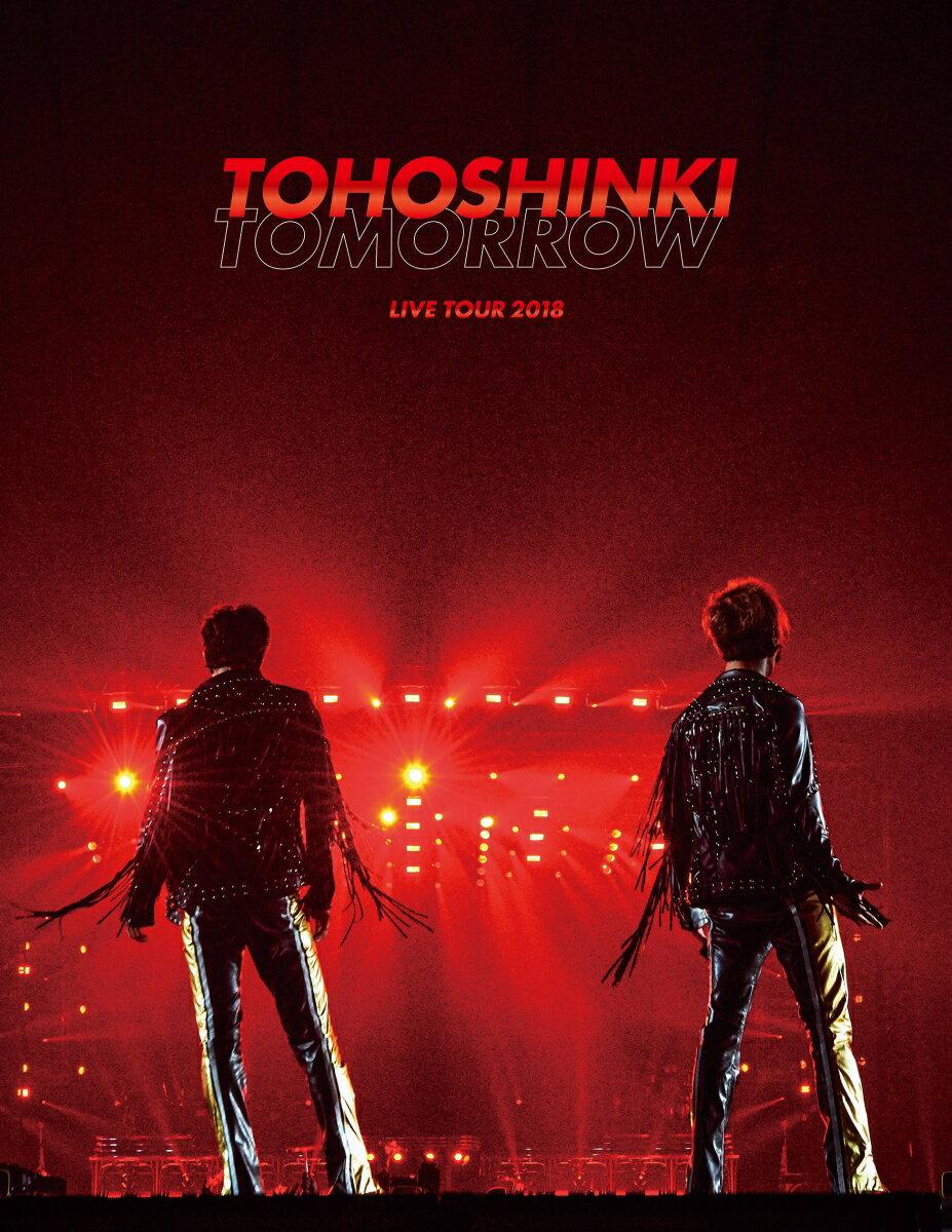 東方神起 LIVE TOUR 2018 ~TOMORROW~(初回生産限定盤)(スマプラ対応)