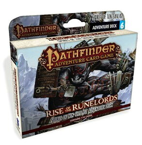 Pathfinder Adventure Card Game: Rise of the Runelords Deck 6 - Spires of Xin-Shalast Adventure Deck PATHFINDER ADV CARD GAME RISE [ Mike Selinker ]