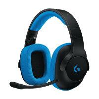 ロジクール G233 高音質 有線ゲーミング ヘッドセット 2.1ch ステレオサウンド