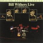 【輸入盤】Live At Carnegie Hall (Hyb)(Ltd) [ Bill Withers ]
