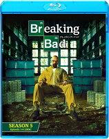ブレイキング・バッド シーズン5 ブルーレイ コンプリートパック(2枚組) 【Blu-ray】