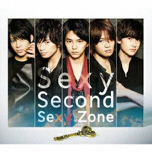 Sexy Second(初回限定盤B CD+DVD) [ Sexy Zone ]