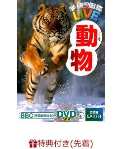 【数量限定特典付き】動物 (学研の図鑑LIVE)