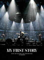 MY FIRST STORY We're Just Waiting 4 You Tour 2016 Final at BUDOKAN Blu-ray