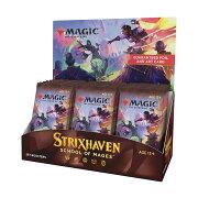 マジック:ザ・ギャザリング ストリクスヘイヴン:魔法学院 セット・ブースター 英語版 【30パック入りBOX】