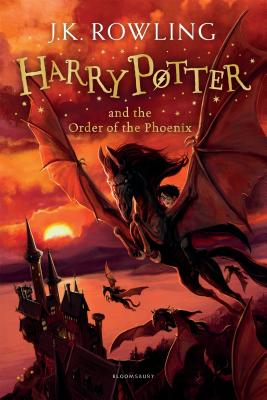 洋書, その他 HARRY POTTER 5:ORDER OF PHOENIX:NEW(B) J.K. ROWLING