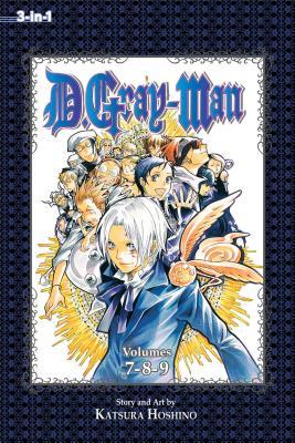 D.Gray-Man (3-In-1 Edition), Volume 3画像