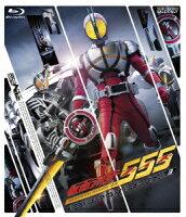 仮面ライダー555(ファイズ) Blu-ray BOX 3【Blu-ray】