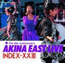 ゴールデン☆ベスト 中森明菜 AKINA EAST LIVE INDEX-10103 [ 中森…