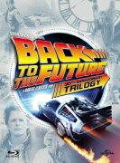 バック・トゥ・ザ・フューチャー トリロジー 30thアニバーサリー・デラックス・エディション ブルーレイBOX【Blu-ray】