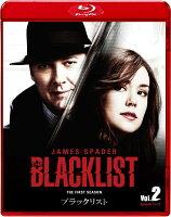 ブラックリスト シーズン1 ブルーレイ コンプリートパック Vol.2(3枚組) 【Blu-ray】