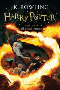HARRY POTTER 6:HALF-BLOOD PRINCE:NEW(B)