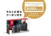 Nintendo Switch Joy-Con(L)/(R) グレー