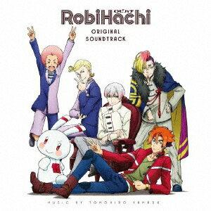 RobiHachi ORIGINALSOUNDTRACK画像