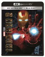 アイアンマン 2 4K UHD【4K ULTRA HD】
