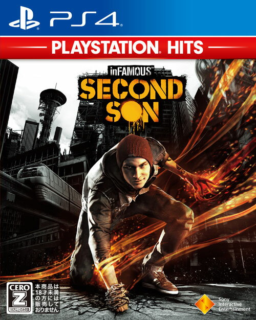 inFAMOUS Second Son PlayStation Hits画像